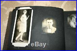 1920s Vintage FLAPPER TEENAGE GIRL'S PHOTO ALBUM Cute Hairstyles 50 photos