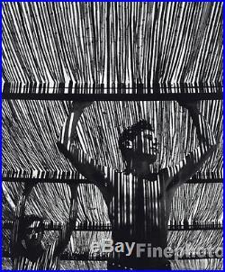 1951/88 Print Surreal SEMI NUDE MALES Men Spain Art Photo Gravure HERBERT LIST