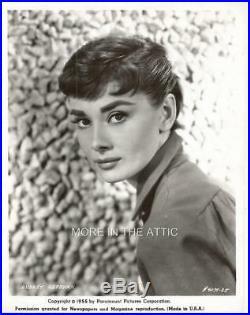 Adorable Audrey Hepburn Original Vintage Portrait Still #6