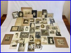 Antique Vintage Photographs Portraits Family Photos School Pictures Old Photo