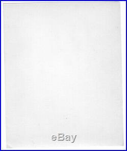 BETTIE / BETTY PAGE 1950`s Vintage 4x5 ORIGINAL fiber based Photo