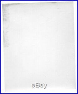BETTIE / BETTY PAGE / 1950`s Vintage ORIGINAL silver gelatin 4x5 photograph