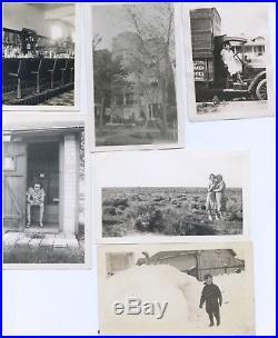 BIG LOT 2,000 VINTAGE B & W SNAPSHOT PHOTOGRAPHS. 1920s-1970s