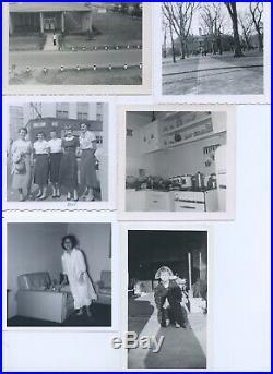 BIG LOT 2,000 VINTAGE B & W SNAPSHOT PHOTOGRAPHS. 1920s-1970s. #1