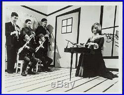Barbra Streisand Original Vintage TV Special publicity photo 1965