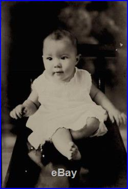 Bruce Lee Baby Photo 1940s Unpublished Stamped Extremely Rare Original VTG COA