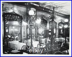 Clarence John Laughlin Photograph Restaurant for Time Travel 1965