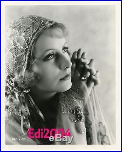 GRETA GARBO Vintage Original Photo THE TEMPTRESS RUTH HARRIET LOUISE 1926