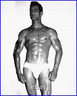 Gay Interest Vintage Male Physique Photos ATHLETIC MODEL GUILD 8 X 10