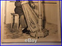 Harpo Marx Very Rare Early Vintage Original Photo Marx Brothers 1930s Duck Soup