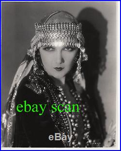 JETTA GOUDAL Vintage Original Photo 1927 FORBIDDEN WOMAN Enchantress Portrait