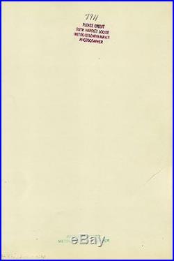 JOAN CRAWFORD (1926) Vntg orig 10x13 dbl wt portrait by Ruth Harriet Louise DECO