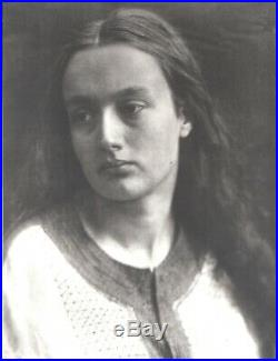 Julia Margaret Cameron, Gelatin Silver Photograph Mrs. Ewen Cameron, 1870