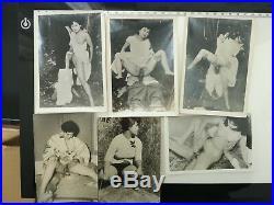Large lot japanese erotica vintage 200 photos- ca. 1950-1970