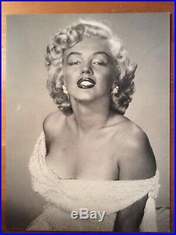 MARILYN MONROE Original Vintage 5x7 glamour photo circa 1953