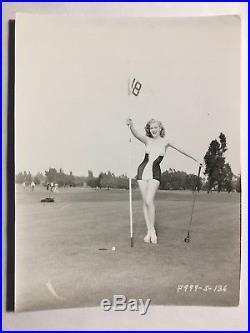MARILYN MONROE VINTAGE PHOTO ORIGINAL 1950s