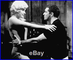 Marilyn Monroe Press Photo 1960 Let's Make Love Date Stamp Tribune Original VTG