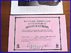 Neil Armstrong Apollo 11 Nasa Astronaut Signed Auto B&w Vintage 8x10 Photo Coa