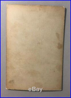 Nude Model Fondled Vintage Albumen Photograph c1860-1870