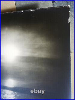 Rare Vintage Original Edward Curtis Sunset Trail Silver Gelatin Photograph Print