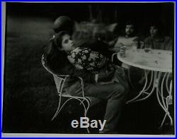 Sally Mann Untitled (At Twelve) Vintage Photograph Gelatin Silver Print c. 1986