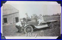 Specatular Vintage 1930s Huge B&W Photo Album with Cars 39 Worlds Fair 700+ Photos