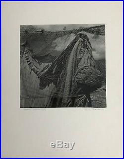 Stanley Twardowicz 3 Vintage Photographs of Mexico Gelatin Silver Signed