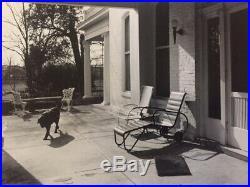 Unique Vintage Photo By William Eggleston, Memphis 1983 Blk & White