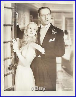 VERONICA LAKE & FREDRIC MARCH in I Married a Witch Original Vintage Photo 1942