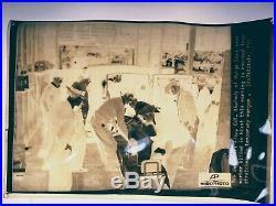 Vintage 1930s MULGA COAL MINE DISASTER Photograph Film Negative Lot Alabama