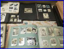 Vintage 1940 60s Chinese Tiawan China 2,200 Photos Albums One Family HUGE LOT