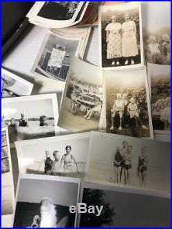 Vintage Huge Lot 700+ 1930s-1960s Black White Photos Pittsburgh PA Estate Find