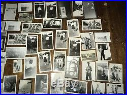 Vintage Lot Of 169 B/w Wwii U. S. Air Force Bomber Air Corps Photographs